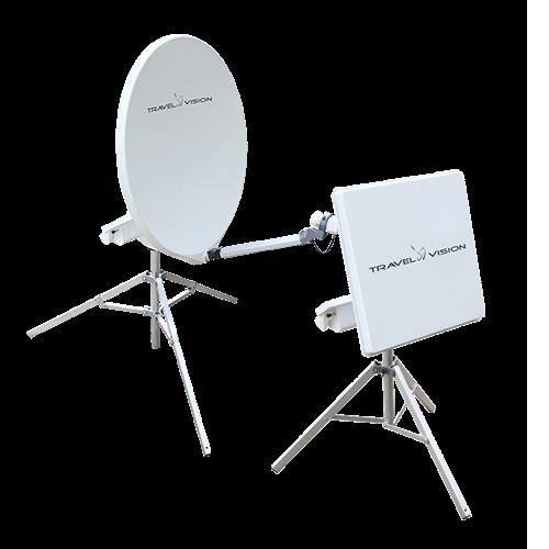 Travel Vision R7 Antennas